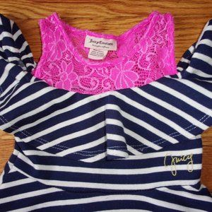 Girls Toddler Sz 4 Juicy Couture Dress